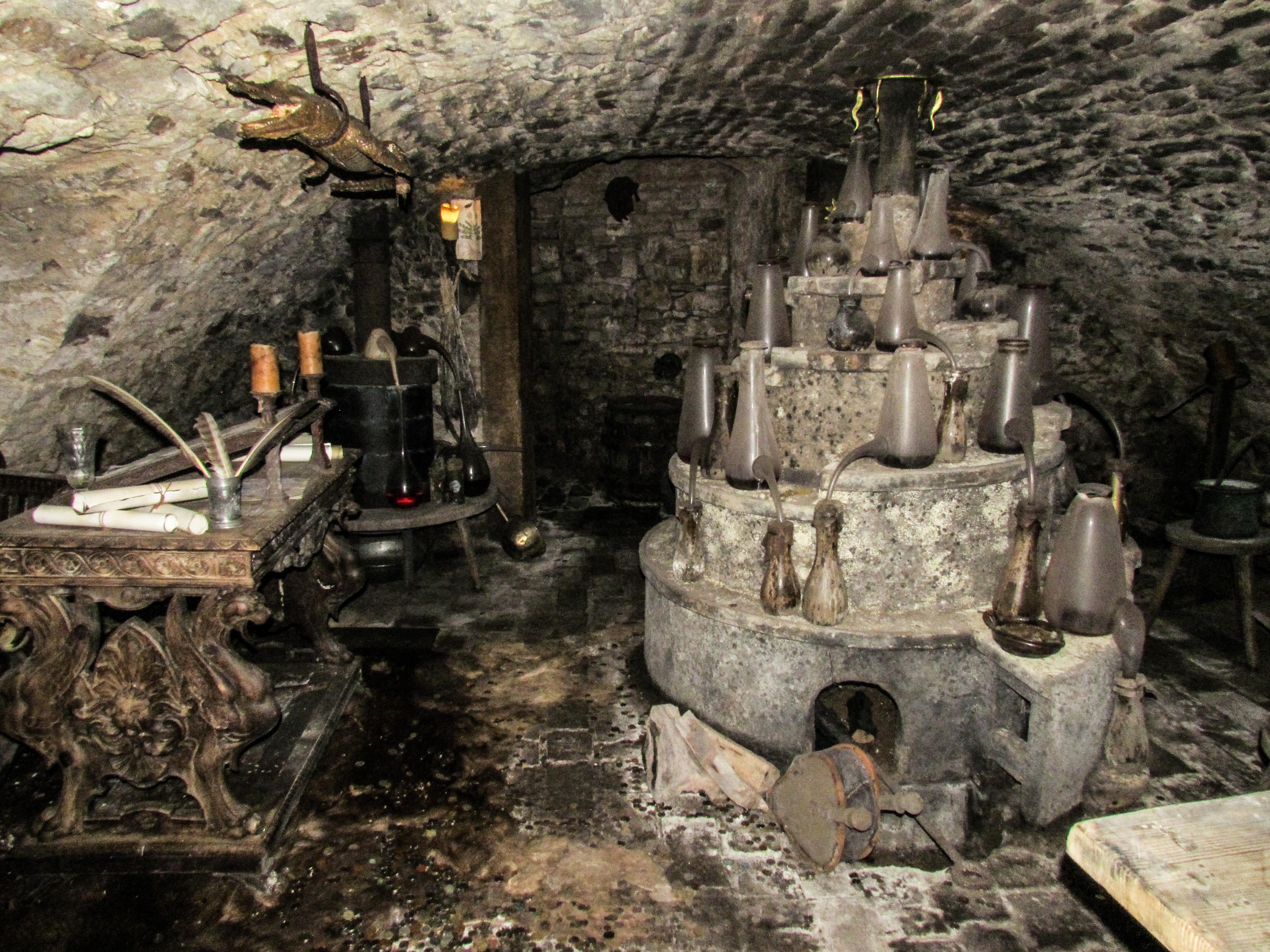 Prague alchemy Speculum Alchemiae