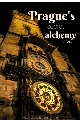 Prague Alchemy guide