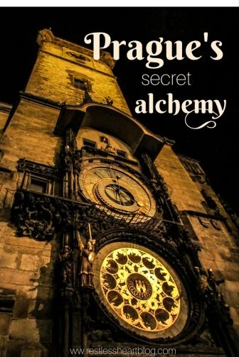 Prague Alchemy guide